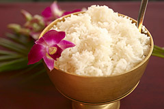 Steamed Thai Jasmine Rice